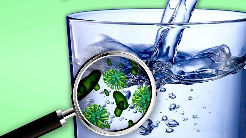 Картинка очищенная вода